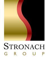 Stronach Group logo.