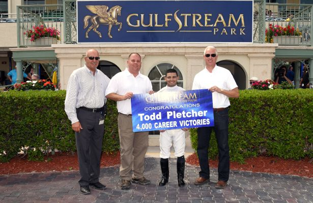 4,000 for Pletcher