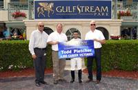 Todd Pletcher Earns Career Victory #4,000