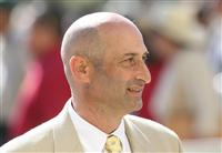 Trainer Tom Albertrani