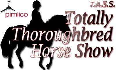 2013 Totally Thoroughbred Horse Show at Pimlico.