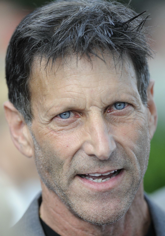 Trainer Martin Wolfson