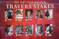 American Pharoah is 1-5 Travers Favorite