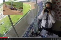 (VIDEO) Kentucky Derby 2015 In The Booth with Announcer Travis Stone