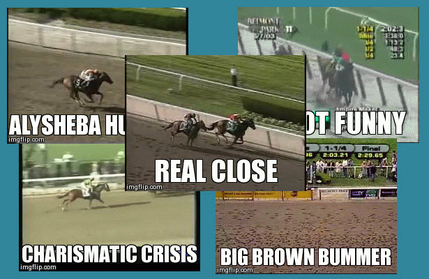 Triple Crown misses in Gifs