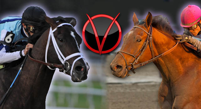 Verrazano vs Vyjack in the Wood Memorial