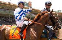 Did Victor Espinoza deserve the Awesome Again suspension?