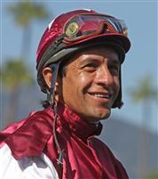 Jockey Victor Espinoza