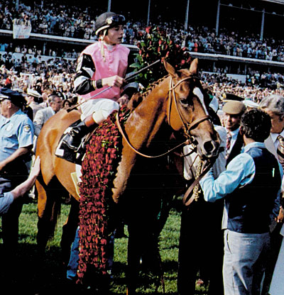 Affirmed: The Last Crown Winner