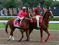 All of her twist, Saratoga 2010