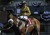 Cat Moves wins the 2009 Prioress