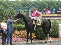 July 4, 2009: Category Seven in Louisiana Downs winners' circle