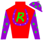 ~RuffianQueenOfRacing~ Silks