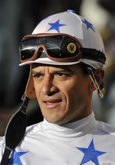 Jockey Cornelio Velasquez
