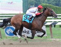 Currency Swap breaks maiden at Saratoga.