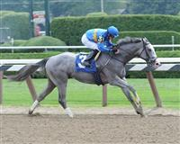Fire On Ice breaks maiden at Saratoga (8-27-11).