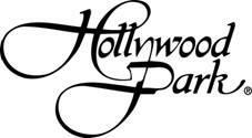 Hollywood Park logo.