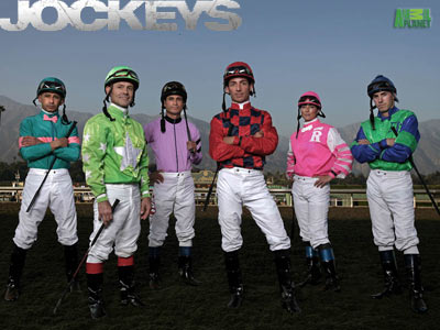 The Jockeys from Season 1 - series on Animal Planet