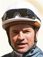 Jockey Kent Desormeaux