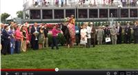 Kentucky Oaks 2012 Winner's Circle