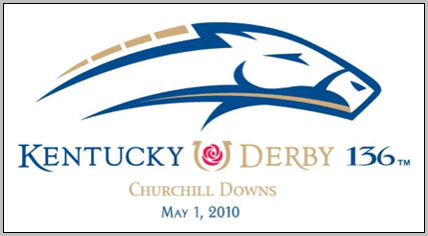 Kentucky Derby 136 logo