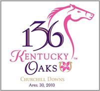 Kentucky Oaks logo 136