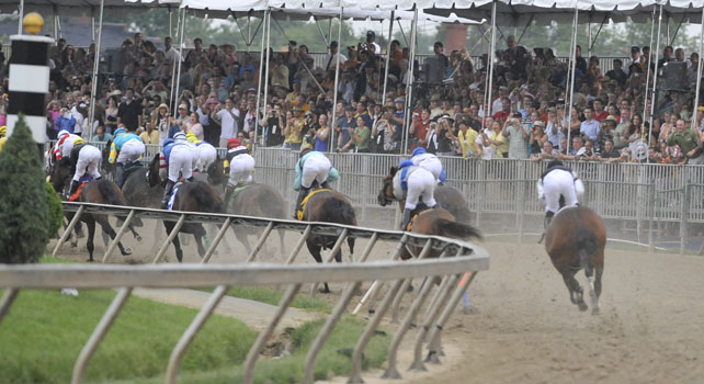 The last Preakness? No way!