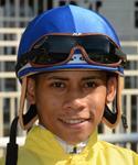 Jockey Manuel Franco