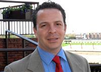 Trainer Carlos Martin