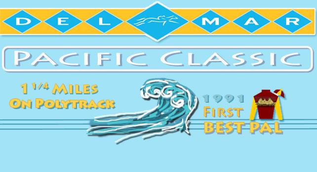 Del Mar's Pacific Classic