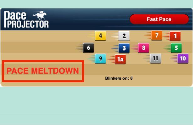 pace meltdown 2-13-14