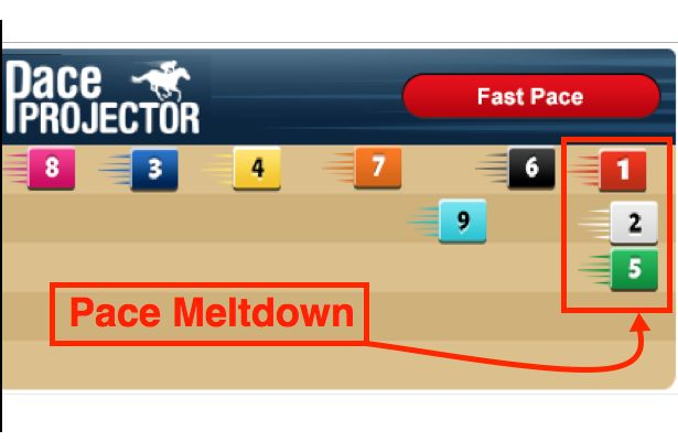 pace-meltdown Sunland
