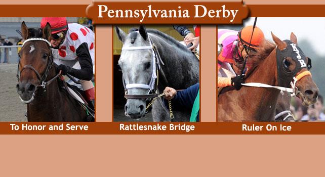 Pennsylvania Derby contenders
