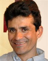 Trainer Rudy Rodriguez