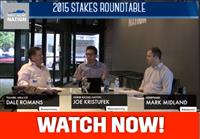 Trainer Dale Romans Joins HRN for a Talk on Keen Ice, Shackleford