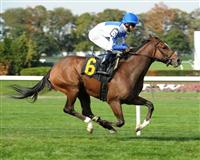 Ruthenia breaks maiden at Belmont Park (10-11-10).