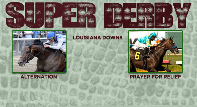 Alternation, Prayer For Relief Top Super Derby