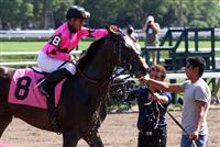 Tiz Blessed wins at Saratoga 2010