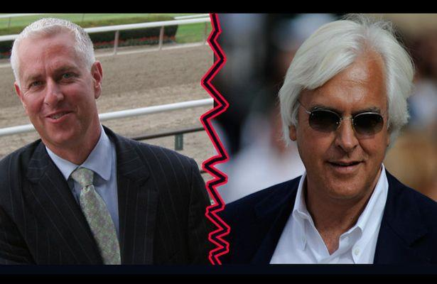 Todd Pletcher vs Bob Baffert