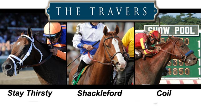 Travers 2011 Features Stay Thirsty, Coil and Shackleford